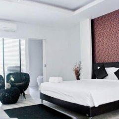 Отель Surintra Boutique Resort 3* Номер Делюкс разные типы кроватей фото 3