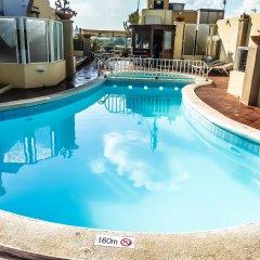 Отель Kennedy Nova Гзира бассейн
