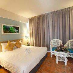 On Hotel Phuket 3* Улучшенный номер с различными типами кроватей фото 3