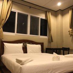 Апартаменты AN Apartment Паттайя комната для гостей фото 3