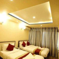 Отель Readers Inn Pvt.Ltd Непал, Катманду - отзывы, цены и фото номеров - забронировать отель Readers Inn Pvt.Ltd онлайн комната для гостей фото 5