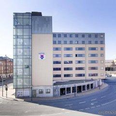 CABINN Odense Hotel парковка