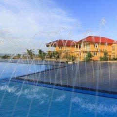 Отель Passi Villas Passikudah бассейн