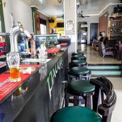 Paddys Hostel гостиничный бар