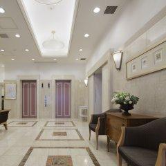 Отель UNIZO INN Tokyo Hatchobori интерьер отеля