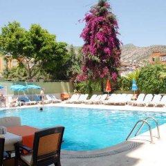 Отель Kleopatra South Star бассейн фото 2