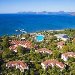 Отель Club Tuana Fethiye пляж фото 2