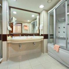 Гостиница Plaza Medical & SPA Кисловодск в Кисловодске 2 отзыва об отеле, цены и фото номеров - забронировать гостиницу Plaza Medical & SPA Кисловодск онлайн ванная