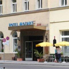 Hotel Mozart вид на фасад фото 2