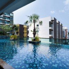 Отель Andakira Hotel Таиланд, Пхукет - отзывы, цены и фото номеров - забронировать отель Andakira Hotel онлайн бассейн фото 2