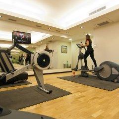 Europeum Hotel фитнесс-зал фото 2