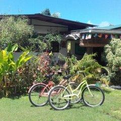 Отель B&B Nature Song Island спортивное сооружение