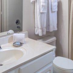 Отель Bridgestreet at LC Riversouth США, Колумбус - отзывы, цены и фото номеров - забронировать отель Bridgestreet at LC Riversouth онлайн ванная фото 2