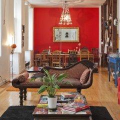 Отель Living Lounge Hostel Португалия, Лиссабон - отзывы, цены и фото номеров - забронировать отель Living Lounge Hostel онлайн фото 3