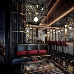 Отель Waldorf Astoria Bangkok Бангкок гостиничный бар