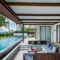 Отель The Pool Villas By Peace Resort Samui Таиланд, Самуи - отзывы, цены и фото номеров - забронировать отель The Pool Villas By Peace Resort Samui онлайн балкон