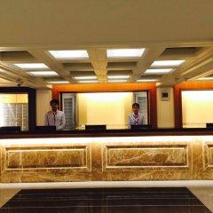 Отель Dang Derm in The Park Khaosan интерьер отеля