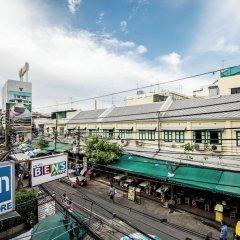 Отель Sleep Withinn Таиланд, Бангкок - отзывы, цены и фото номеров - забронировать отель Sleep Withinn онлайн балкон