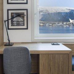 Radisson Blu Polar Hotel Spitsbergen Тромсе удобства в номере фото 2