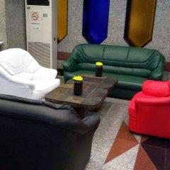 Отель Royal Crown Suites Шарджа интерьер отеля