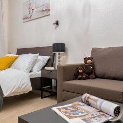 Апартаменты RentHouse Apartment Primorsky Санкт-Петербург комната для гостей фото 2