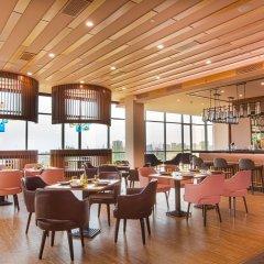 Отель Radisson Blu Hotel, Yerevan Армения, Ереван - 3 отзыва об отеле, цены и фото номеров - забронировать отель Radisson Blu Hotel, Yerevan онлайн гостиничный бар фото 3