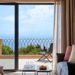 Отель Corfu Village Сивота комната для гостей фото 2