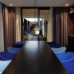 Отель Ink Amsterdam Амстердам фитнесс-зал фото 3