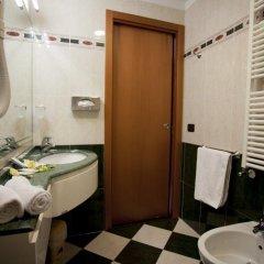 Hotel Palm Beach Римини ванная