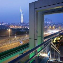 Отель Holiday Inn Dubai - Al Barsha балкон