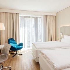 Отель NH Leipzig Zentrum Германия, Лейпциг - отзывы, цены и фото номеров - забронировать отель NH Leipzig Zentrum онлайн комната для гостей