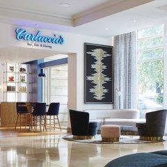 London Marriott Hotel Maida Vale интерьер отеля