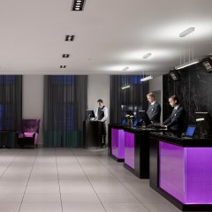Отель Radisson Blu Edinburgh интерьер отеля фото 2