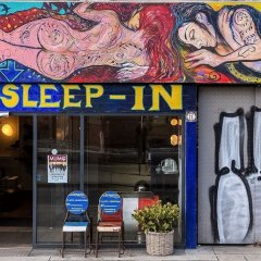 Отель City Sleep-In - Hostel Дания, Орхус - отзывы, цены и фото номеров - забронировать отель City Sleep-In - Hostel онлайн питание фото 2