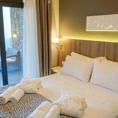 Отель Agnes Deluxe Греция, Пефкохори - отзывы, цены и фото номеров - забронировать отель Agnes Deluxe онлайн комната для гостей фото 5