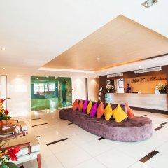 Отель Hyde Park Residence by Pattaya Sunny Rentals Паттайя интерьер отеля фото 2