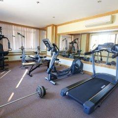 New Epoch Hotel фитнесс-зал фото 3