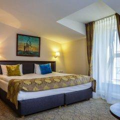 Hotel Euterpe комната для гостей