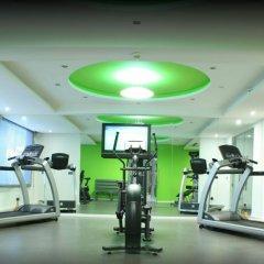 Отель Farah Casablanca фитнесс-зал