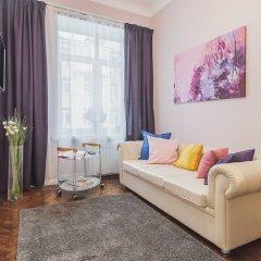 Апартаменты GM Apartment near historic center of Moscow комната для гостей фото 5