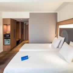 Гостиница Новотель Москва Сити 4* Улучшенный номер с 2 отдельными кроватями