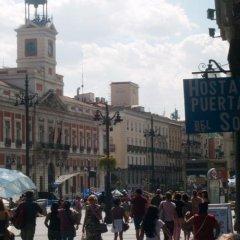 Отель Puerta del Sol Rooms балкон