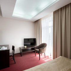 Гостиница Н комната для гостей фото 4