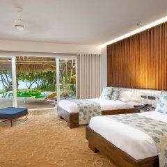 Отель Emerald Maldives Resort & Spa - Platinum All Inclusive Мальдивы, Медупару - отзывы, цены и фото номеров - забронировать отель Emerald Maldives Resort & Spa - Platinum All Inclusive онлайн комната для гостей фото 2