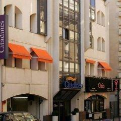 Отель Citadines Trocadéro Paris Франция, Париж - 8 отзывов об отеле, цены и фото номеров - забронировать отель Citadines Trocadéro Paris онлайн
