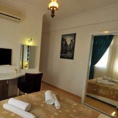 Pegasus Hotel & Villa Турция, Олудениз - отзывы, цены и фото номеров - забронировать отель Pegasus Hotel & Villa онлайн комната для гостей фото 2