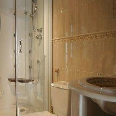 Отель Viviendas Rurales PeÑa Sagra Тресвисо ванная