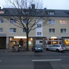 Отель Lipp Apartments Германия, Кёльн - отзывы, цены и фото номеров - забронировать отель Lipp Apartments онлайн вид на фасад