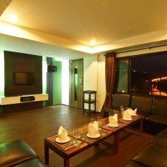 Champasak Grand Hotel спа