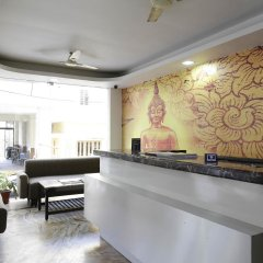 Отель OYO Premium Jaipur Junction интерьер отеля фото 3